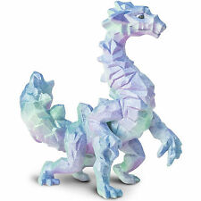 Crystal Cavern Dragon Fantasy Figure Safari Ltd NEW Toys Detailed Kids Collect