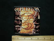 Sepultura Album Logo Sticker New