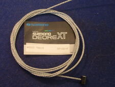 "Shimano Vintage Deore XT 2.0MM x 65"" MTB Front / Rear Brake Cable NEW / NOS-"