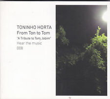 TONINHO HORTA - from ton to tom CD japan edition