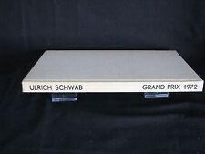 Peters Grand Prix '72 (F1) Ulrich Schwab (Nederlands) (F1BC) no dust cover