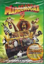 Dvd DreamWorks **MADAGASCAR 2 - DUE** nuovo sigillato 2008