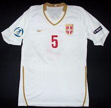 Petkovic Serbia U21 Nike Football Jersey Match Worn UEFA European Champinonships