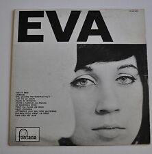 EVA Self Titled LP Record Fontana 1970s