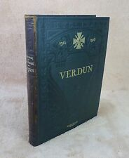 1914 1918 VERDUN - BOUCHOR & DELVERT (ILLUSTRATIONS) - QUILLET (SD vers 1920)