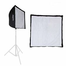 60x60cm GODOX Portable Square Umbrella Softbox Reflector For Flash Speedlite