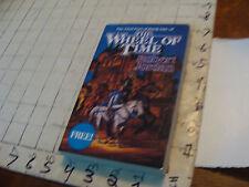 High Grade UNREAD paperback: THE WHEEL OF TIME jordan 1ST PART OF BOOK 1994