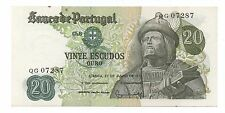 Portugal - 20 Escudos - About UNC currency note