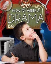 How to Write a Drama (Text Styles)
