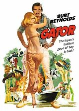 Gator [R- PG]  by Burt Reynolds, Jack Weston ( DVD ) BRAND NEW