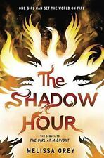 The Shadow Hour (THE GIRL AT MIDNIGHT)-ExLibrary