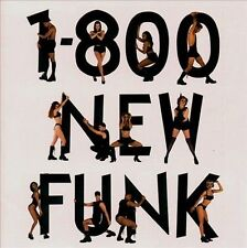 """Prince CD Album """"1-800-New Funk"""" w. Various Artists RARE OUT OF PRINT CD"""
