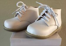 Shoes Walking Baby White Genuine Leather US Size 6 Compared Stride Rite