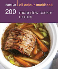 Hamlyn All Colour Cookbook 200 More Slow Cooker Recipes by Sara Lewis...