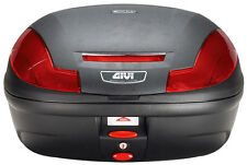 GIVI E470NS SIMPLY III BAULETTO POSTERIORE TOPBOX SERIE MONOLOCK 47L OFF OUTLET