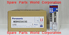 MSD023A1XG-Panasonic AC Servo Driver In Stock-Free Shipping($800USD)