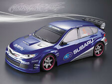 1/10 Subaru Imrreza WRX 10 190mm RC Car Transparent Body PVC
