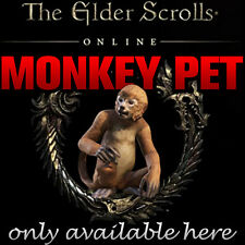 "The Elder Scrolls Online: key for Monkey pet ""imgakin"" 