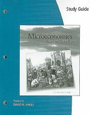 Principles of Microeconomics by N. Gregory Mankiw (2008, Paperback, Study Guide)