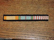 Rappel de Médaille  Médaille militaire, commémo.39-45, croix du combattant