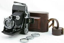 Zeiss Super Ikonta C vintage 6x9 rangefinder camera, lens Opton Tessar 3.5/105mm