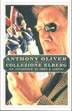 LA COLLEZIONE ELBERG  - ANTHONY OLIVER -  DALL'OGLIO 1986