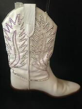 Handmade Swarovski Wedding Cowboy Boots Custom Orders