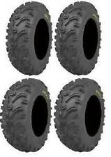 "4 - 25"" KENDA BEAR CLAW K299 ATV MUD TIRES 2 - 25X8-12 & 2 - 25X10-12 - SET OF 4"