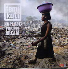 FEMI KUTI - rare CD album - France - Acetate album