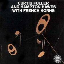 Curtis Fuller and Hampton Hawes with French Horns (2000 OJC CD) / NEW SEALED!