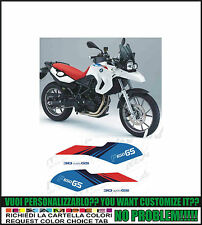 kit adesivi stickers compatibili  f 650 gs 30 anniversary edition 2011