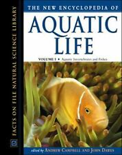 The New Encyclopedia Of Aquatic Life [Two Volume Set] (Facts on File Natural Sc