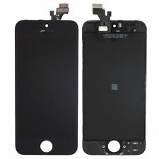 Apple iPhone 5 Replacement Full Front Screen LCD and Digitizer Assembly BLACK