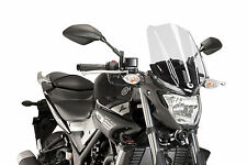 PUIG NAKED N.G. TOURING SCREEN YAMAHA MT-03 16'-17' CLEAR