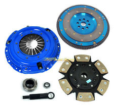 FX STAGE 3 CLUTCH KIT+8 LBS 6061 ALUMINUM FLYWHEEL 90-91 INTEGRA B18 S1 Y1 B16A