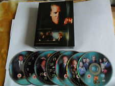 24: Season Five 2 (DVD  2003) Region 2