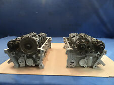 01 2001 Ford Mustang Cobra 4.6L DOHC Cylinder Head C Heads Pair Left Right