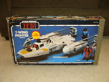 VINTAGE 1983 Kenner Star Wars Y-Wing BOX ONLY RARE
