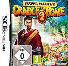 Nintendo DS 3ds Cradle of Rome 2 alemán OVP como nuevo