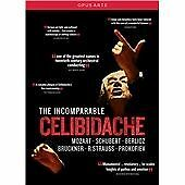 The Incomparable Celibidache DVD***NEW***