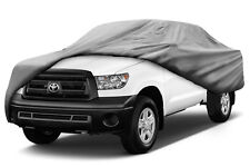 Truck Car Cover GMC Sierra 1500 Crew Cab Short Bed 2005 06