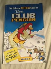 Club Penguin Book: The Ultimate Official Guide (Volume 1)