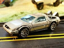 Delorean DMC 12 Back to the Future Time Machine Michael J Fox Christopher Lloyd