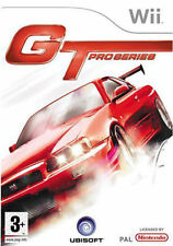 Gt pro series Nintendo Wii pal complet