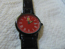 Steinhausen LW493LR Women's 30mm Dunn Horitzon Black Ion-Plated SS Watch L@@K!!!