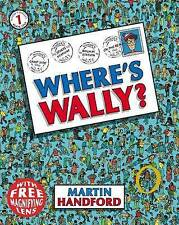 Where's Wally?: Mini Book by Martin Handford - NEW