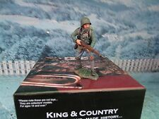 King & Country  WWI GERMAN STANDING SNIPER FW216