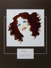 BETTE MIDLER SIGNED PHOTO AUTHENTIC AUTOGRAPH THE DIVINE MISS M THE ROSE GRAMMY