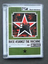 Rage Against The Machine - Live At The Grand Olympic Auditorium DVD