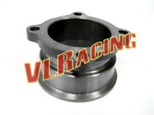 UNIVERSAL 2.5'' 4 BOLT TO 3.0'' V-BAND ADAPTER TURBO GT35 T3/60-1 2.5'' FLANGE